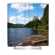 Loch Ard Shower Curtain