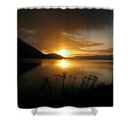 Loch Awe Shower Curtain