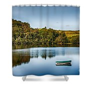 Loch Awe Reflections Shower Curtain