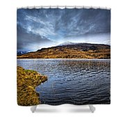 Loch Cill Chrisiod Shower Curtain