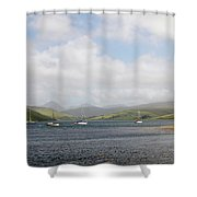 Loch Harport At Carbost Shower Curtain