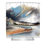 Loch Laggan 03 Shower Curtain