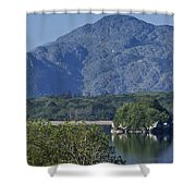 Loch Leanne Killarney Ireland Shower Curtain