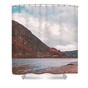 Loch Lubnaig Shower Curtain