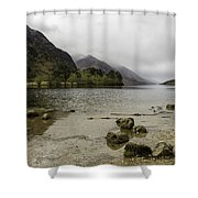 Loch Shiel Shower Curtain