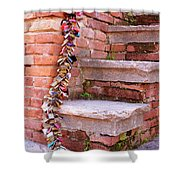 Lock And Step Shower Curtain