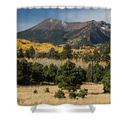 Lockett Meadow Autumn Shower Curtain