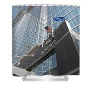 Loews Atlanta Shower Curtain