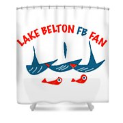 Logo Shower Curtain