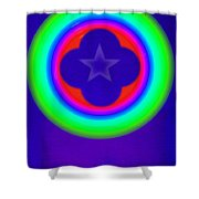Logos Shower Curtain