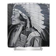 Lokata Chief Shower Curtain