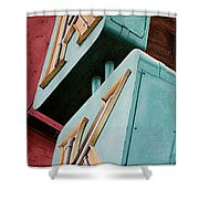 Lokke Shower Curtain