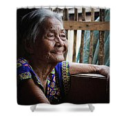 Lola Shower Curtain