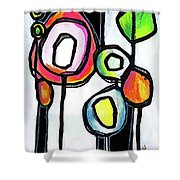 Lollipop Forest Shower Curtain