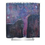 Lollipop Love No. 2 Shower Curtain