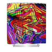 Lollypop Shower Curtain
