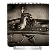 London Armory Co. Shower Curtain