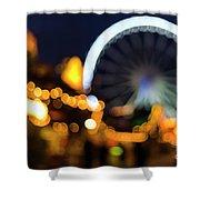 London Christmas Markets 14 Shower Curtain