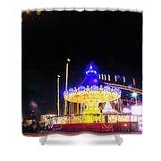 London Christmas Markets 22 Shower Curtain
