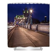 London England #101 Shower Curtain
