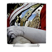 London Reflections Shower Curtain