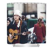 London Street Artists 3 Shower Curtain