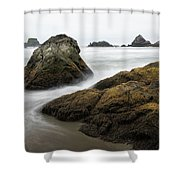 Lone Ranch 4898 Shower Curtain