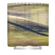 Lone Tree In Tuscany Shower Curtain
