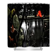 Loneliness Shower Curtain