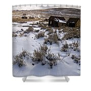 Lonely Bodie Shower Curtain