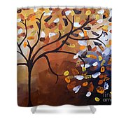 Lonely Breeze Shower Curtain