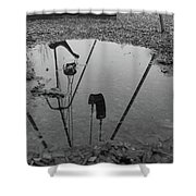 Lonely Days Shower Curtain