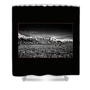 Lonely Homestead Shower Curtain
