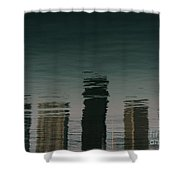 Lonely Soul Shower Curtain