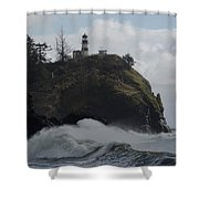 Long Beach 2018 Dsc_3988 Shower Curtain