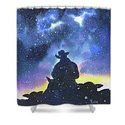 Long Days End Shower Curtain