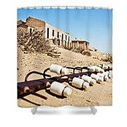 Long Gone Shower Curtain