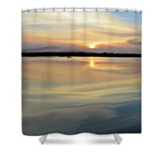 Long Hall Shower Curtain