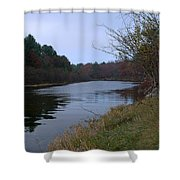 Long Look Shower Curtain