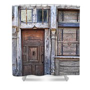Long Past It's Time Shower Curtain