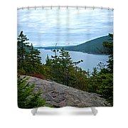 Long Pond Shower Curtain