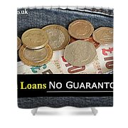 Long Term Loans For Bad Credit People With No Guarantor Needed Shower Curtain
