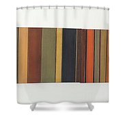 Long Track Shower Curtain