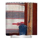 Long Way Home Shower Curtain