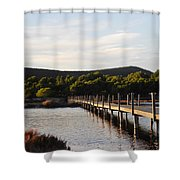 Lonlyness, Sulcis Shower Curtain