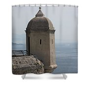 Look - Out Shower Curtain