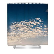 Look At Sky Shower Curtain