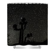 Look In The Sky Shower Curtain