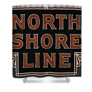 Look To The North Shower Curtain