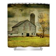 Looking For Dorothy Shower Curtain by Lois Bryan